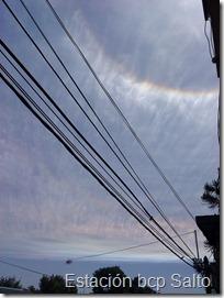 Nubes iridiscentes