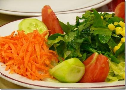 salada revigorante
