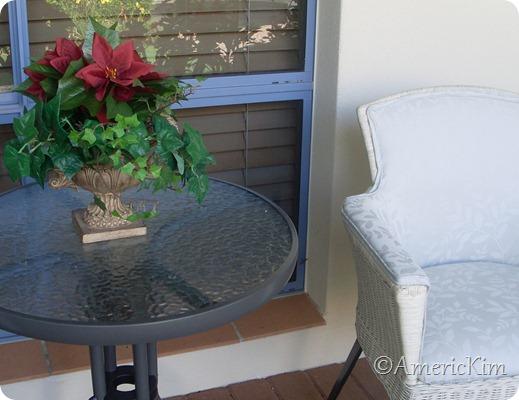Christmas Silk Flower Arrangement-6