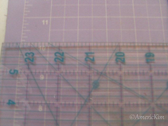 Line Up ruler