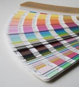 cores de tinta que combinam