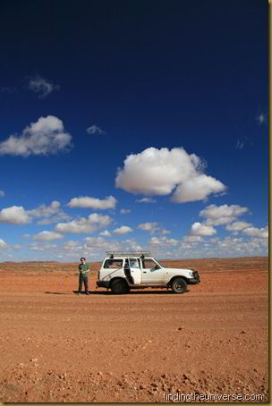 Outback travel - South Australia