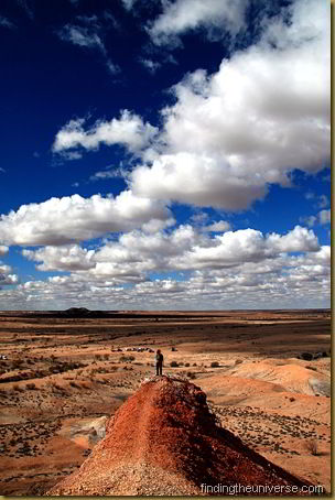 The Painted Desert - South Australian outback