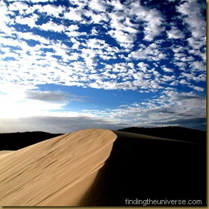Sand Dune - New South Wales - Australia
