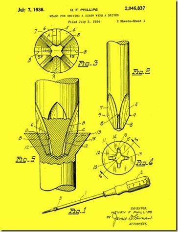 phillips-screwdriver-patent