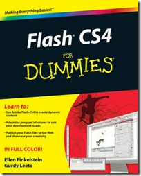 Flash CS4 For Dummies