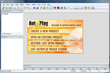 AutoPlay Media Studio 7.5