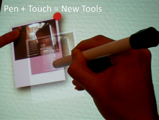 pen touch tools