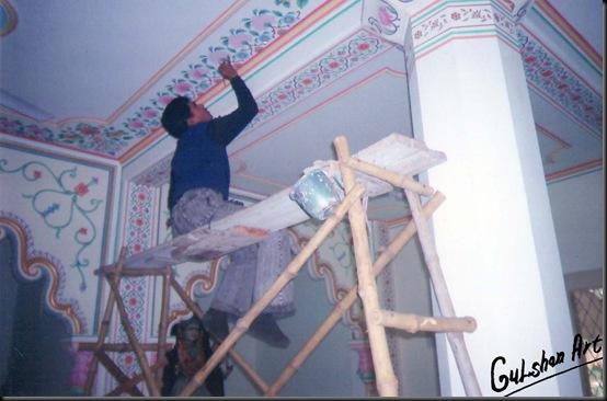GULSHAN ART aachary ji SUDHANSHU MAHARAJ AASHARAM AANAD BHAVAN DELHI (4)