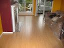 pic: laminate flooring in the common area