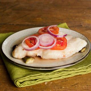 Fish Fillets Eggplant Recipes