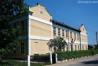 Scoala I.G. Sbiera, comuna Horodnic de Jos