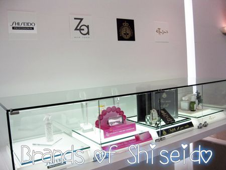 Tsuriki 39 s official blog lifestyle and beauty blogger from singapore aqualabel workshop - Shiseido singapore office ...