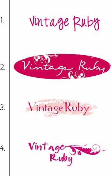 Vintage Ruby