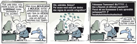 mudança na lingua portuguesa 6