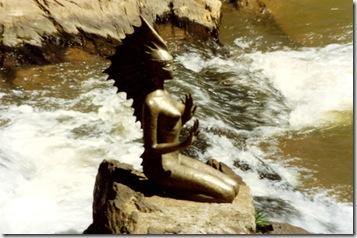 CONSERVATÓRIA - cachoeira da india