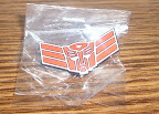 "BotCon 2009 ""First 100"" Pin"