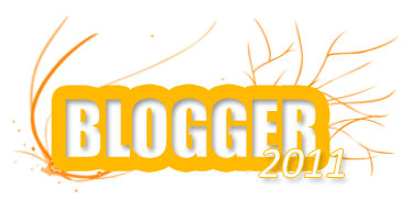 Blogger 2011 by Cblogger logo