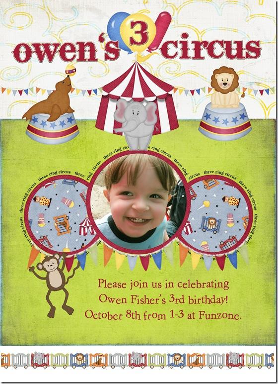 Owen's circus