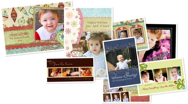 View Holiday cards