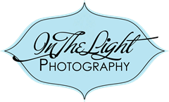 in the light photography logo 5