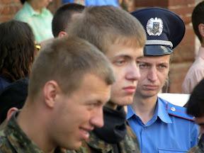 """Общественные слушания. ВГО """"Патріот України"""""""