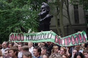 (с) Константин Нетребенко: Пикет против неправомерных действий милиции.