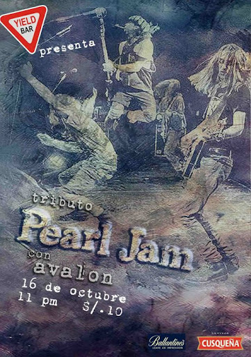 Avalon - Tributo a Pearl Jam