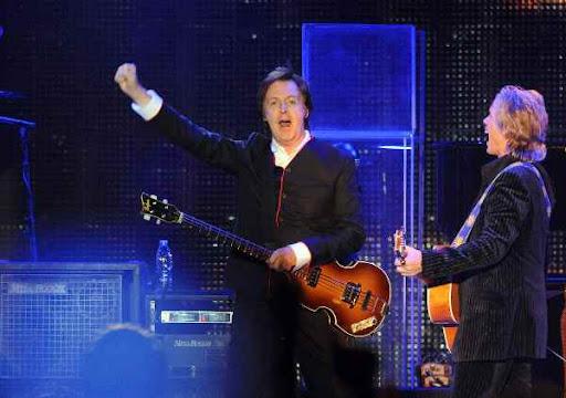 Paul McCartney Argentina 2010