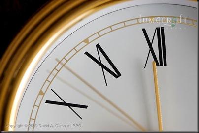 Lumacraft -- Ticking Watch Face v2