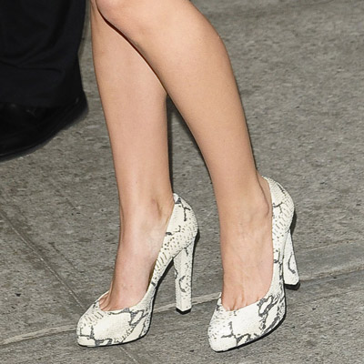 eliza dushku shoes high heels