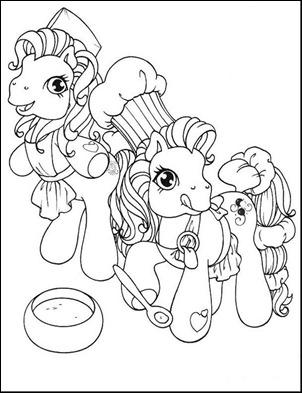 pequeño pony colorea-14