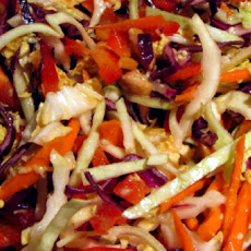 Spiced Tomato and Cabbage Slaw