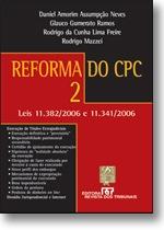 Reforma do CPC. Volume 2