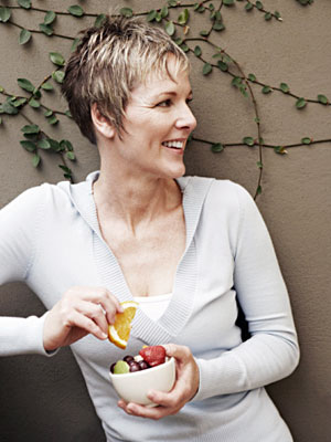 menopause and weight gain symptoms
