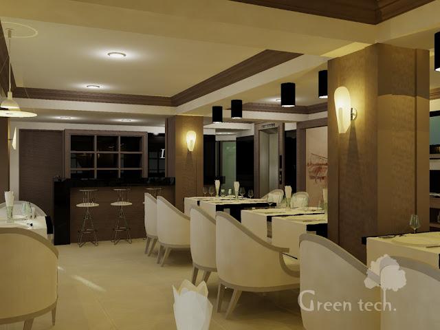 [展示]2010年末飯店規劃案 3D2Fa