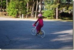 Ari riding bike _041110 356 no training whee