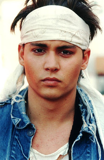 very young johnny depp. Young+johnny+depp+21+jump+