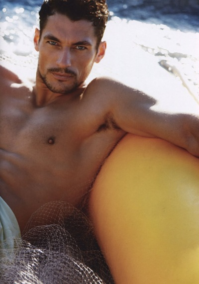 VGL | David Gandy by Greg Lotus | GQ Style Germany S/S 2010