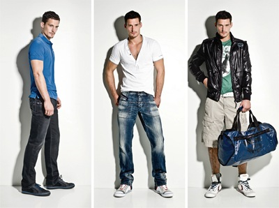 Sam Webb for Energie S/S 2010