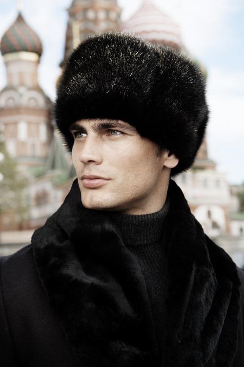 VGLMen.com | Marios Lekkas by Vladimir Glynin for GQ Style Russia, S/S 2010