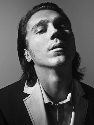 Paul Dano by Billy Kidd, 2010