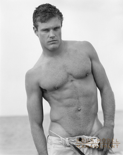 Nick Youngquest @ Nous by Bruce Weber for Abercrombie & Fitch, 2011