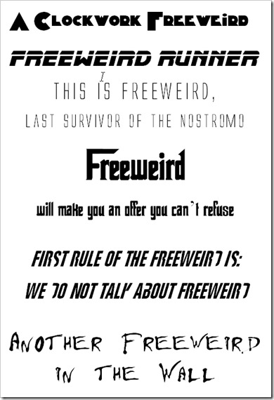 freeweird-fonts