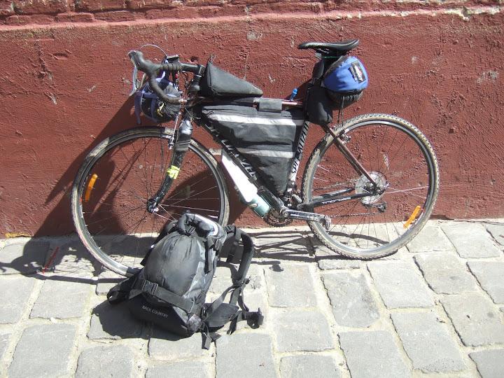 Bikepacking Net Gt Dirt Roads Mtb Touring Gt Steve S
