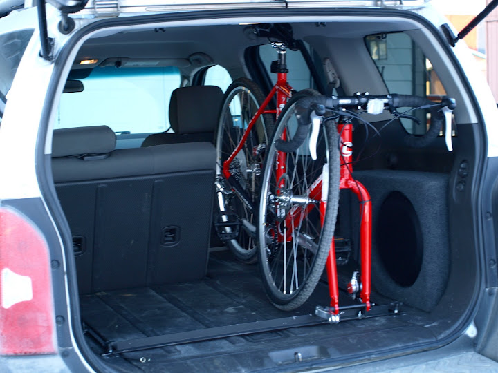 How To Install Inside Removeable Bike Rack Pbr Second Generation Nissan Xterra Forums 2005
