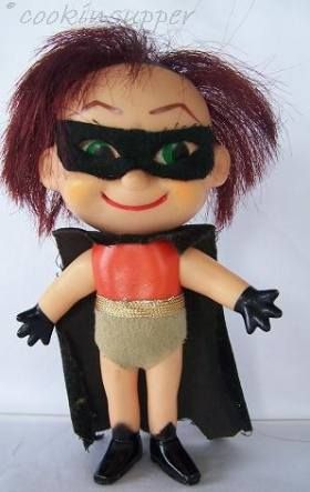 1960s doll Japan