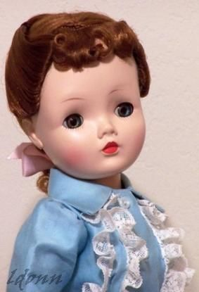 Madame Alexander Cissy doll 1950s