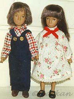 Moni doll Hong Kong Sasha 1970s 1980s