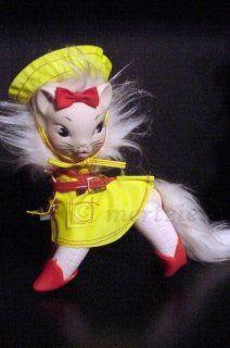Pussy Meow doll Remco Rain Slicker 1960s